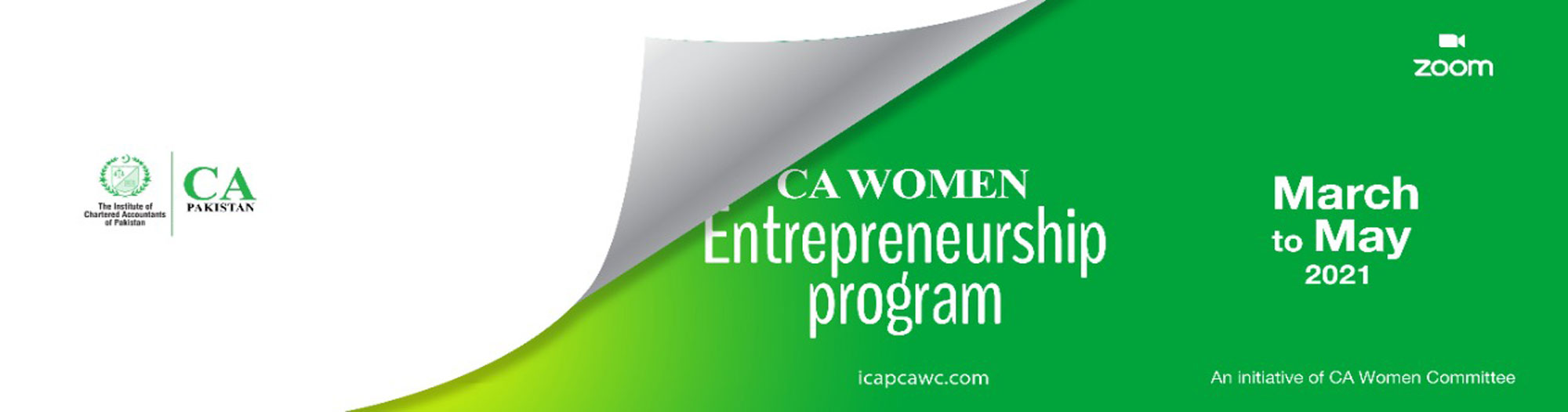 CA Women Entrepreneurship Program